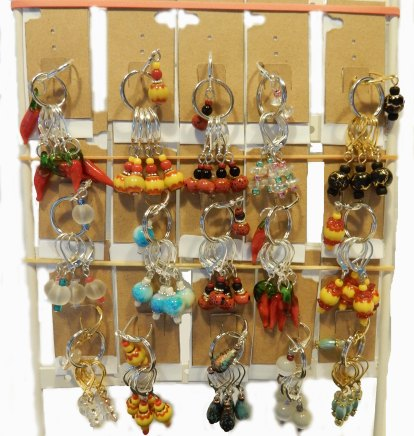 The Yarn Store stitch markers