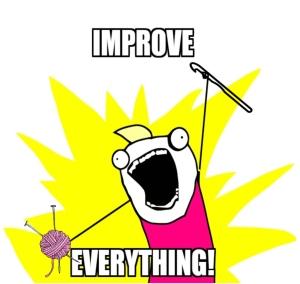 improve everything
